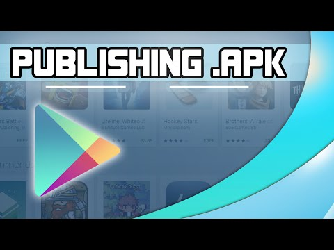 Publishing to Google Play (Mobile .APK file) - Game Mechanics - Unity 3D