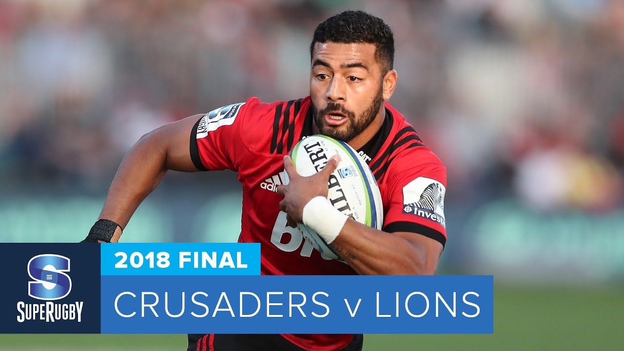 HIGHLIGHTS: 2018 Super Rugby Final: 