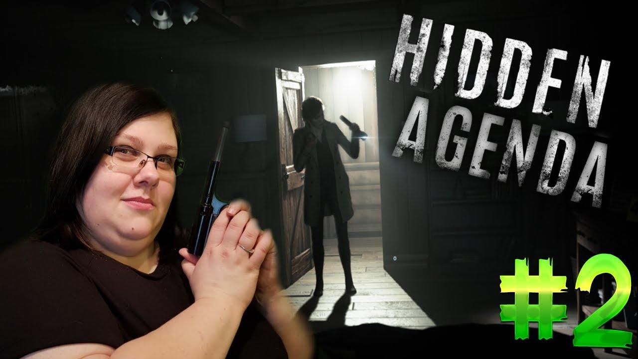 Szipuję! – Hidden Agenda #2