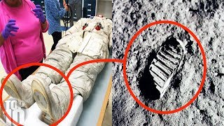 10 Secrets NASA Don't Want You To Know