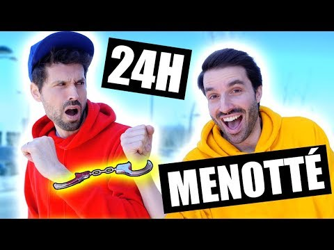 24H MENOTTÉ À HUBY - PRANK - CARL IS COOKING