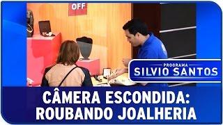 Câmera Escondida: Roubando Joalheria