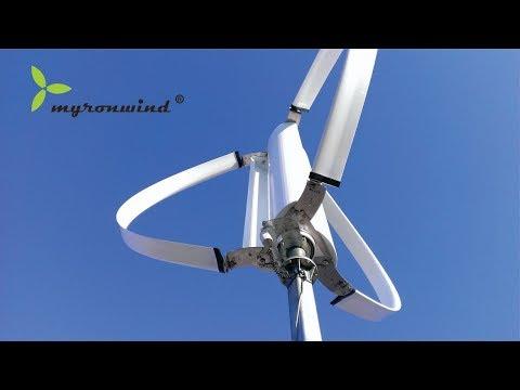 Vertical Wind Turbine  2017 myronwind