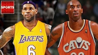 What If Kobe Was Traded For LeBron James In 2007?