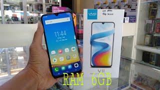 Unboxing VIVO V11 2018 RAM 6GB (indonesia)