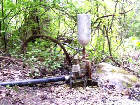 Water Hammer Pump