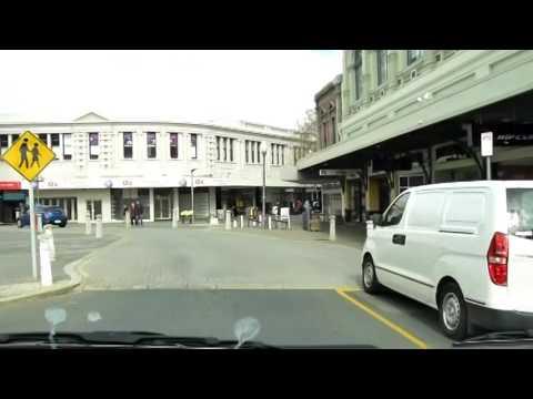 Driving Thru Perth & Fremantle