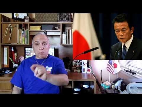 Taro Aso of Japan agitated the hate-Japan mob around the globe