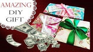 Three Easy Ways to Make a Fantastic Gift Envelope | Gift Ideas