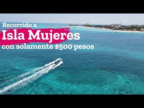 Conociendo Isla Mujeres por $500 pesos, Pueblo Mágico de Quintana Roo