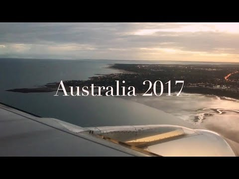 Travel Story: Brisbane, Australia 2017