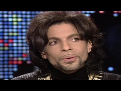 Prince's musical inspiration was ... (1999 CNN Interview)