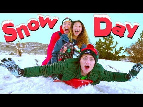 Stephen Sharer - SNOW DAY (Behind the Scenes)