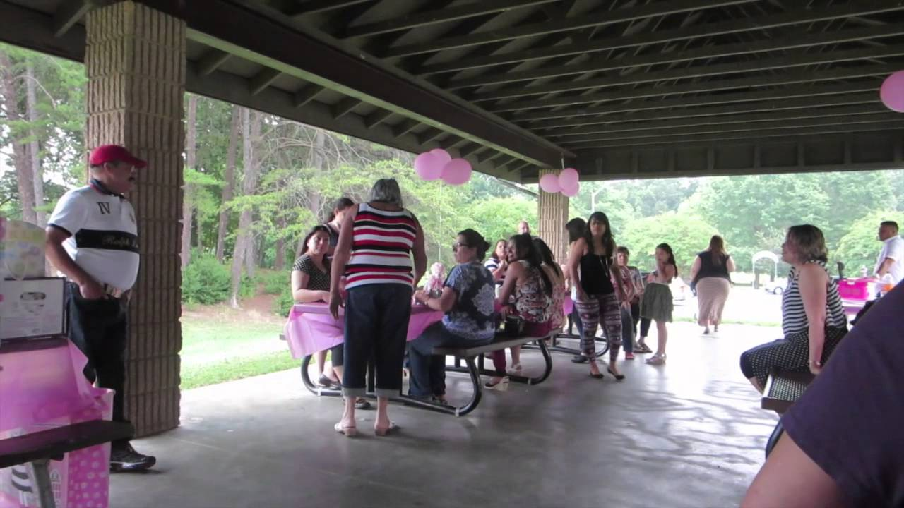 Baby Shower In The Park Youtube