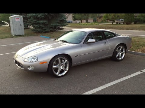 2001 Jaguar XKR Silverstone Full In-Depth Review and Exhaust Sound