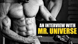 Meet India's most celebrated bodybuilder