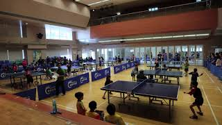Publication Date: 2018-04-09 | Video Title: 2018.03.03 深井天主教小學乒乓球團體賽