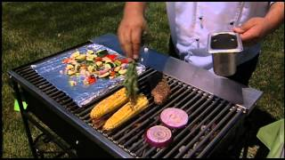 Healthy Bbq Tips: Steak And Grilled Watermelon