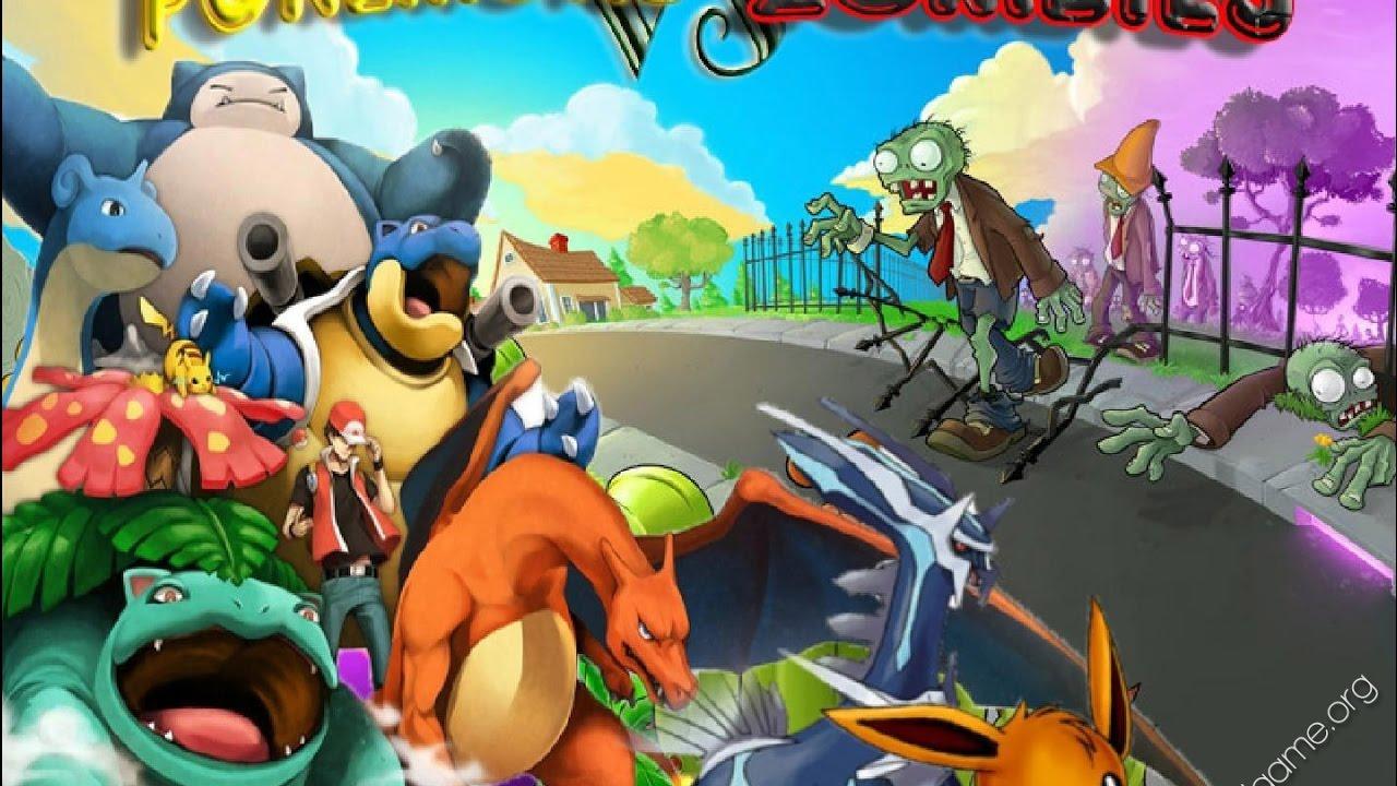 Pokemon Vs. ZOMBIE Phần 2 !!!
