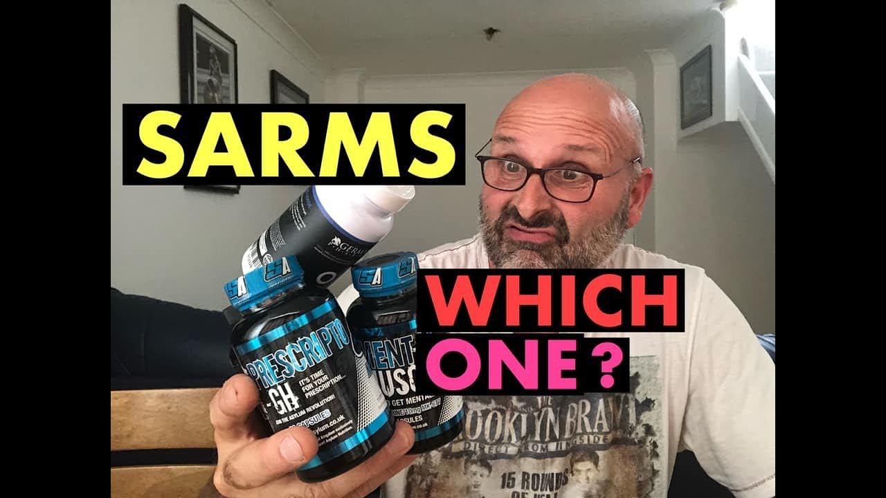 What SARMS to take ?? - YouTube