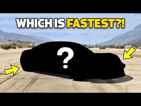 GTA 5 Online Which is Fastest Electric Cars (Max Speed, Price, Fastest & More!)