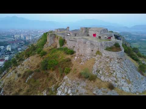 Rozafa Castle. Shkoder. Albania