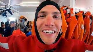 Polar Explorer Icbreaker cruise and lunch by shuttle bus