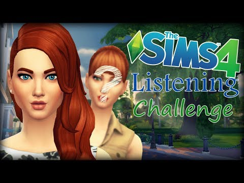 The Sims 4 ✨Listening CAS Challenge✨ w/Tula