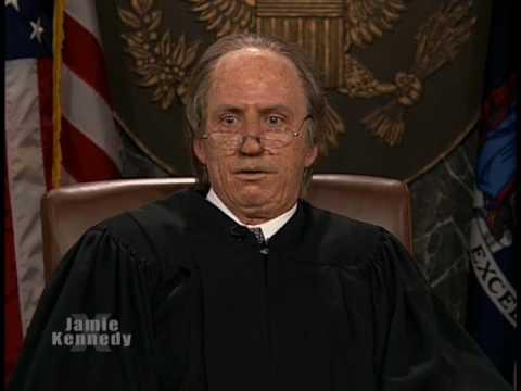 The Jamie Kennedy Experiment  Judge Jamie