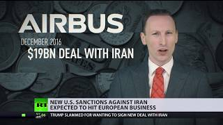 New Iran sanctions: Gas prices up, jobs lost, US firms likely to be replaced by Russian & Chinese