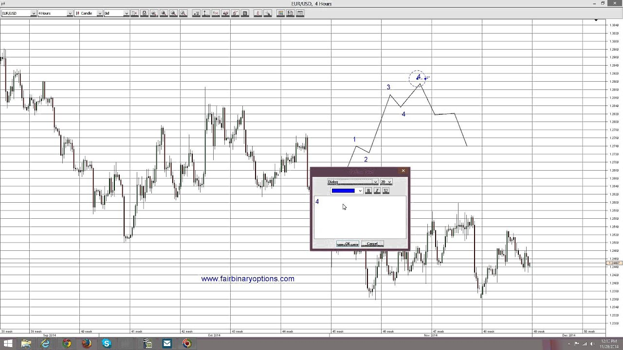How to use fibonacci for binary options