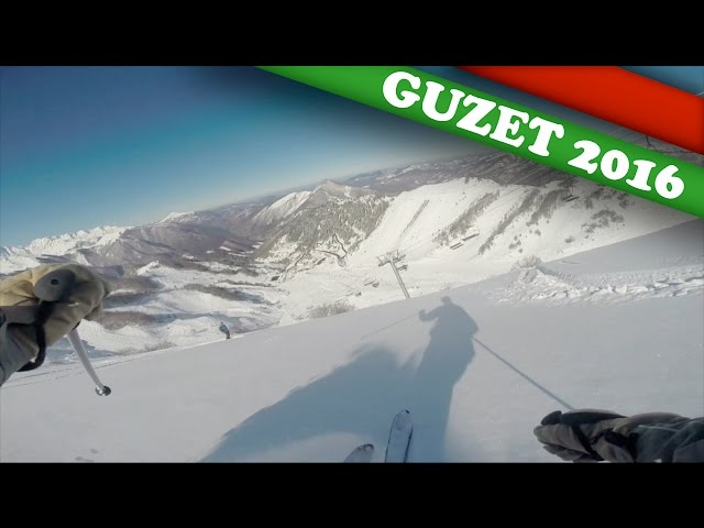 Mission ski Guzet 2016