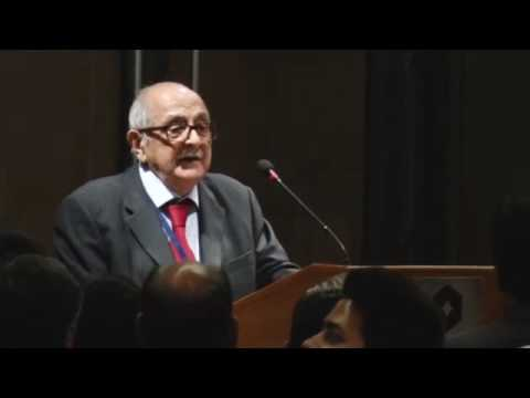 Fali S Nariman speech at Niti Aayog's Global Arbitration Conference