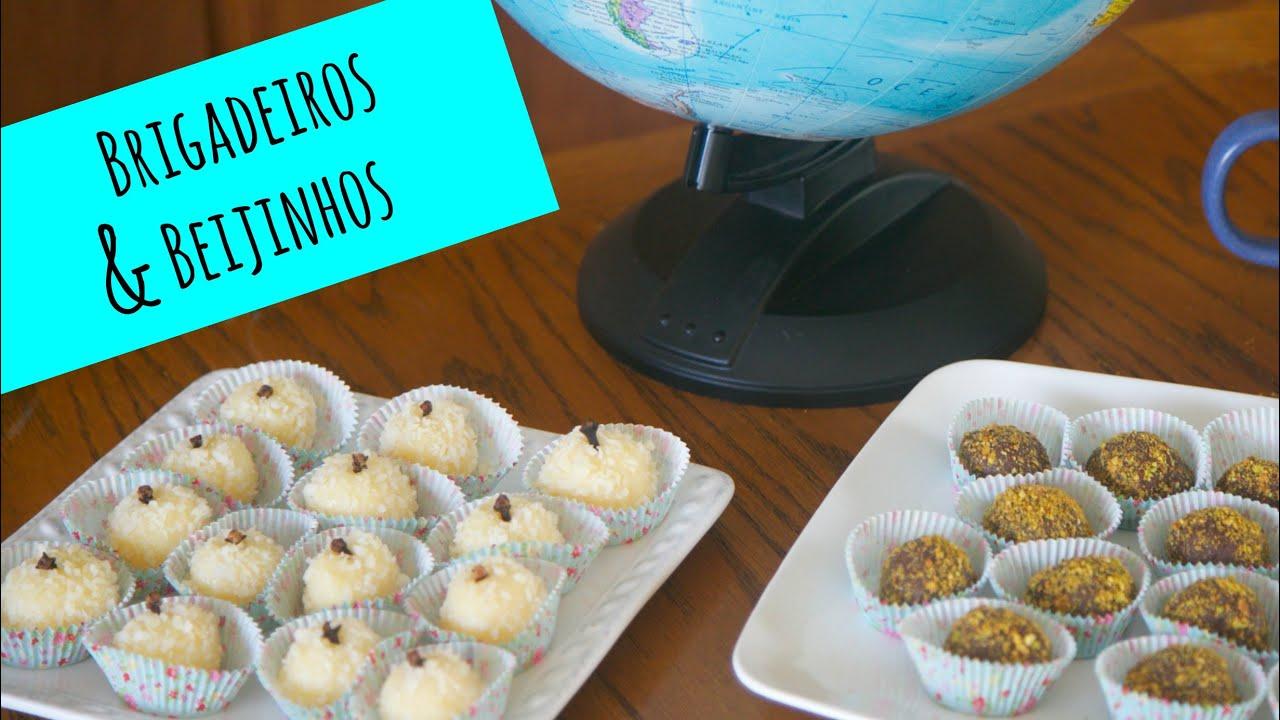 Brigadeiros and beijinhos recipe how to make traditional brazilian brigadeiros and beijinhos recipe how to make traditional brazilian truffles la cooquette forumfinder Gallery