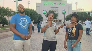 Black hair expo, scholarship giveaway as part of Juneteenth celebration at Fair Park