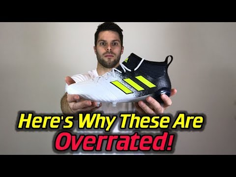 Adidas ACE 17.1 Primeknit (Dust Storm Pack) - One Take Review + On Feet