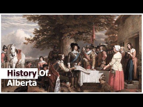 The History Of Alberta