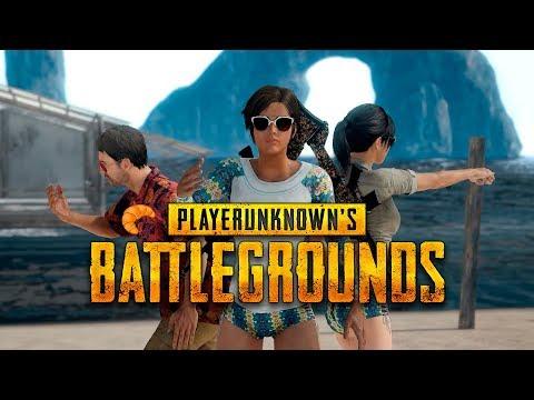 😈ЭТО ЧТО, PUBG!?😈PlayerUnknown's Battlegrounds PUBG