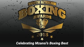 2018 Boxing South Africa Awards