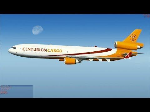 [FSX] Flying the Heavies - Centurion Air Cargo