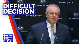 Coronavirus: Government Reveal Terrifying Statistics   Nine News Australia