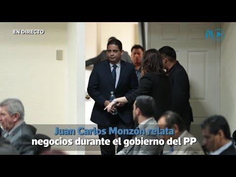Declaración de Juan Carlos Monzón: Había empresas millonarias sin facturar (Parte 6)