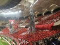 Insane 3D Choreography of PCH Supporters of Dinamo Bucharest against FCSB