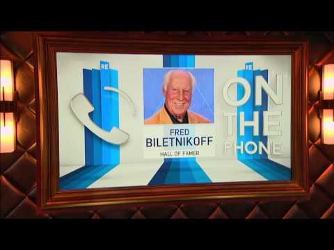 Pro HOFer Fred Biletnikoff discusses Ken Stabler - 8/9/16