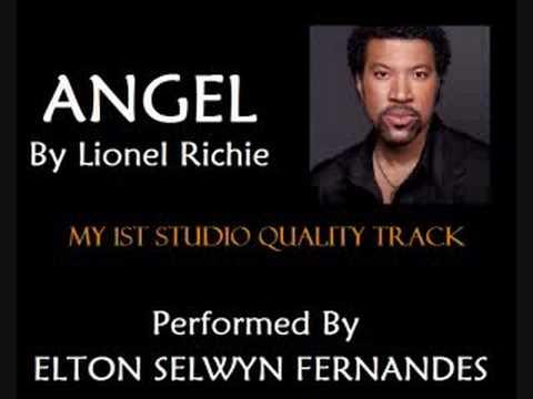 Lionel Richie - Angel (Guitar Instrumental)