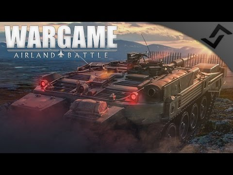 Swedish STRV 103B Tank Defense - Wargame: AirLand Battle - Die Hard Versus Campaign