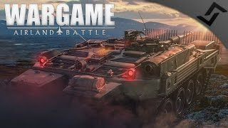Swedish STRV 103B Tank Defense - Wargame: AirLand Battle - Die Hard Versus Campaign
