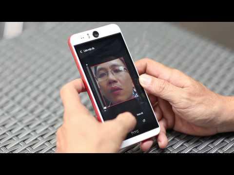 Camera.tinhte.vn - Giới thiệu Camera HTC Desire Eye