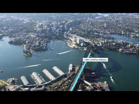 Sydney Harbour Bridge New Proposed Lifts