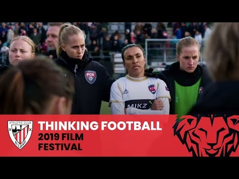 Trailer 'Football for better or for worse' Thinking Football Film Festival 2019